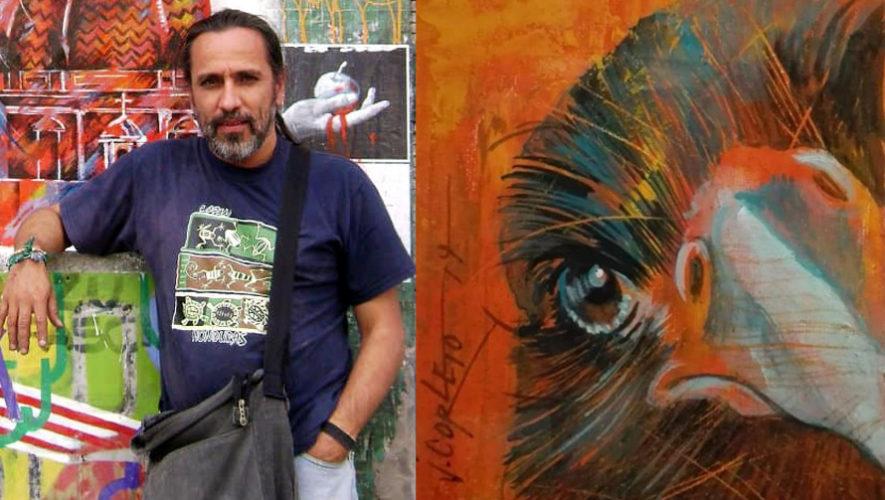 Exposición de Jorge Corleto en Casa Roja | Enero - Febrero 2019