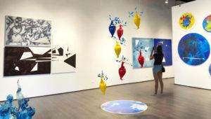 Exposición de arte de Doniel Espinoza en Antigua Guatemala | Enero - Febrero 2019