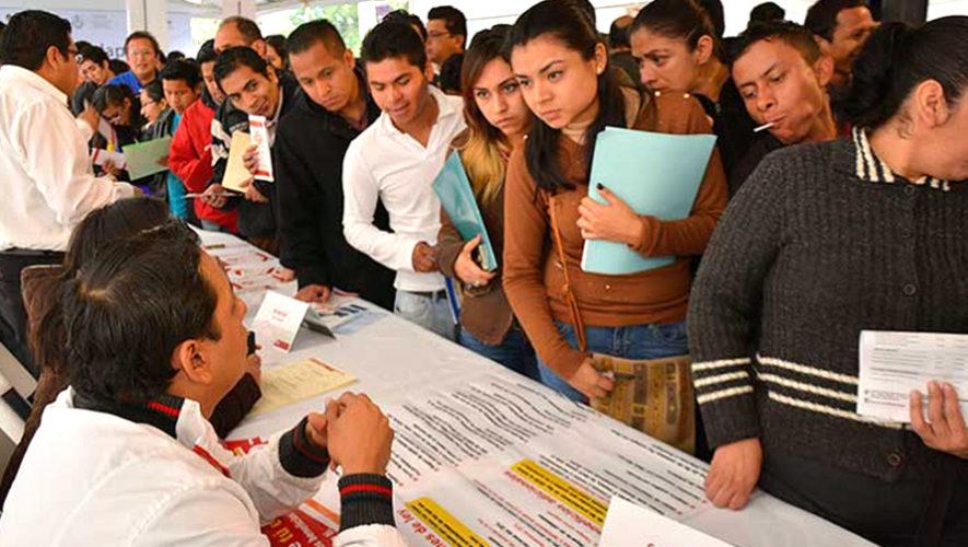 Feria de Empleo en Huehuetenango   Enero 2019