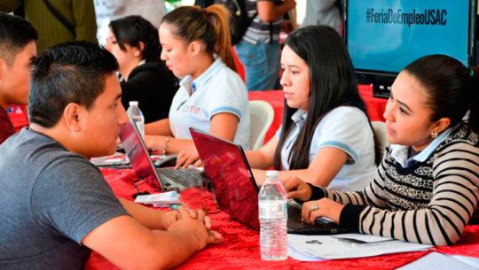 Feria de Empleo en Guatemala