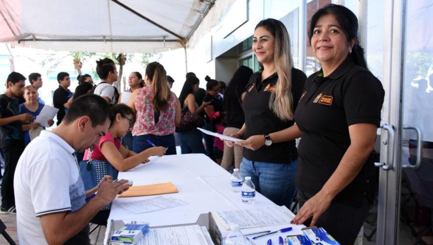 Feria de empleo en Plaza Obelisco | Febrero 2019