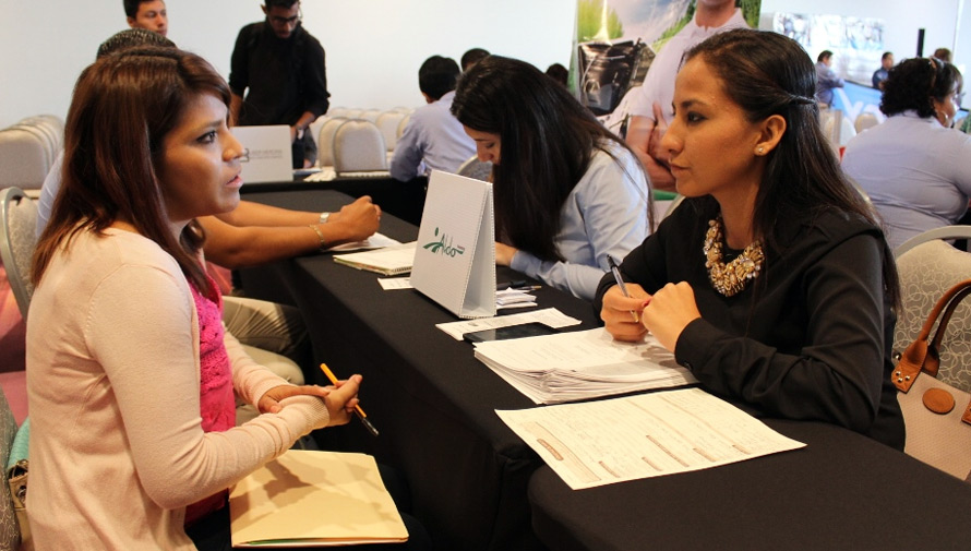 Feria de empleo para ejecutivos de ventas