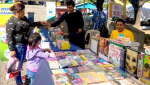 Feria escolar en la zona 1 de Mixco | Enero 2019