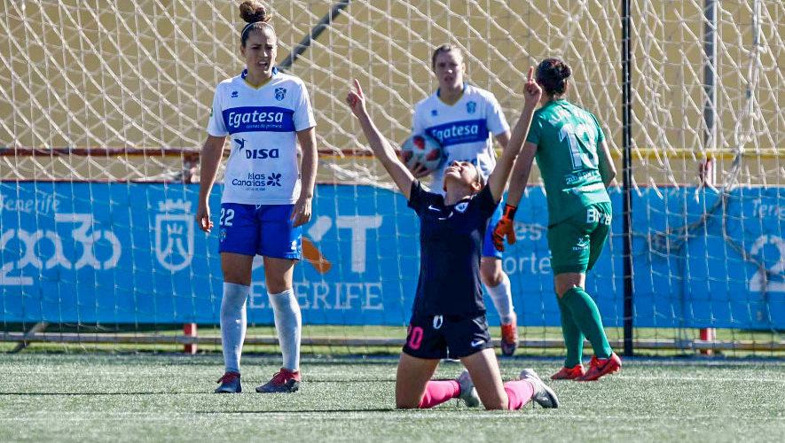Fox Sports reconoció el gol de Ana Lucía Martínez en España