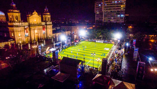 Guatemala ganó el premio a la mejor Liga Nacional del 2018 por la FIF7