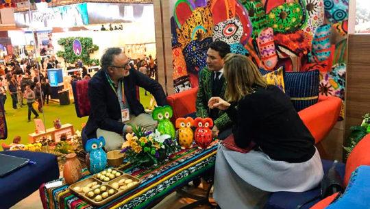 Guatemala participa en Feria Internacional de Turismo 2019 en Madrid, España