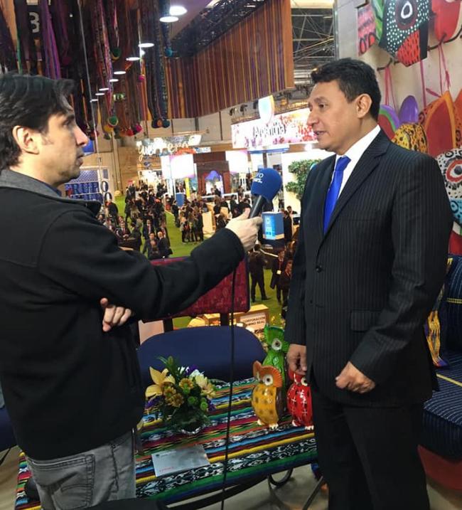 Guatemala participa en Feria Internacional de Turismo 2019 en Madrid
