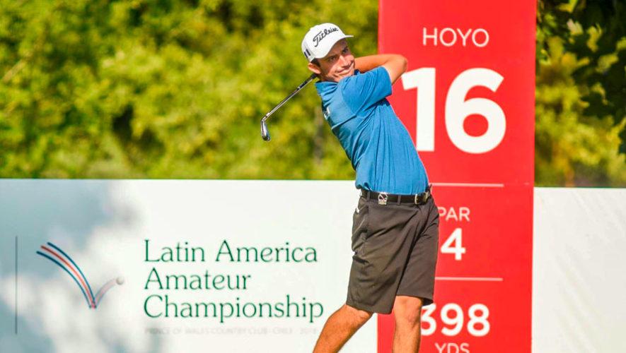 Guatemala tendrá 6 representantes en el Latin America Amateur Championship LAAC 2019