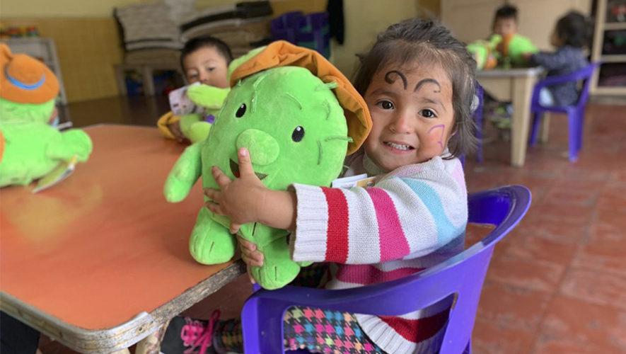 Haz sonreír a un niño de Juguetón regaló más de 1,700 juguetes