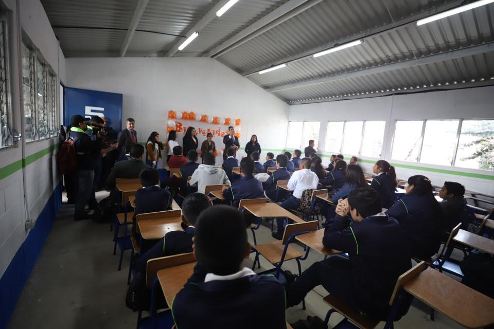 Inauguran sede de la Universidad de San Carlos en Mixco