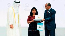 Instituto Impacto Sololá ganó el Premio a la Sostenibilidad Zayed 2019