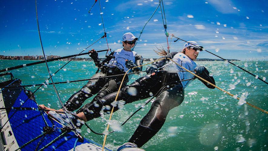 Jason Hess y Katya Castellanos buscarán su clasificación a Juegos Panamericanos de Lima 2019