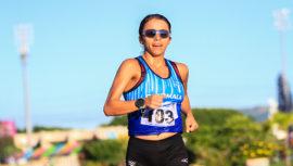 José Ortiz y Mayra Herrera finalizaron en el primer lugar del Ránquin NACAC 2018