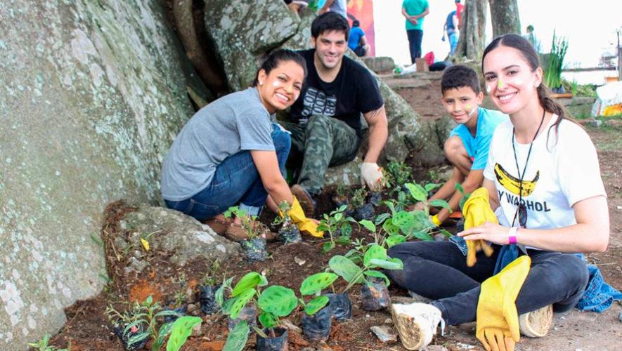 Jóvenes de Global Shaper crean proyectos para ayudar a comunidades de Guatemala