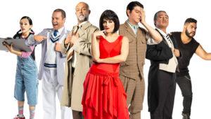 La Obra Que Sale Mal, teatro de comedia en Guatemala | Febrero - Marzo 2019