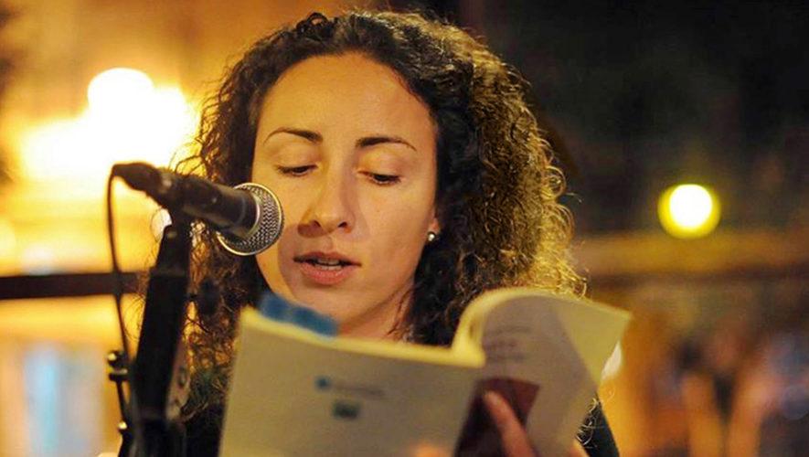 Lecturas de poesía en la zona 9 | Enero 2019