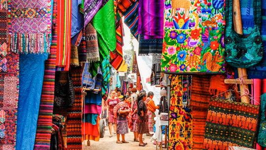 Mercado de Chichicastenango es uno de los más bonitos del mundo, según Aire Nómada