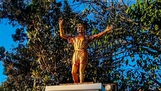 Mixco tendrá monumento en honor a Doroteo Guamuch Flores