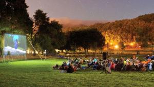Noche de cine al aire libre en el Zoológico la Aurora | Febrero 2019