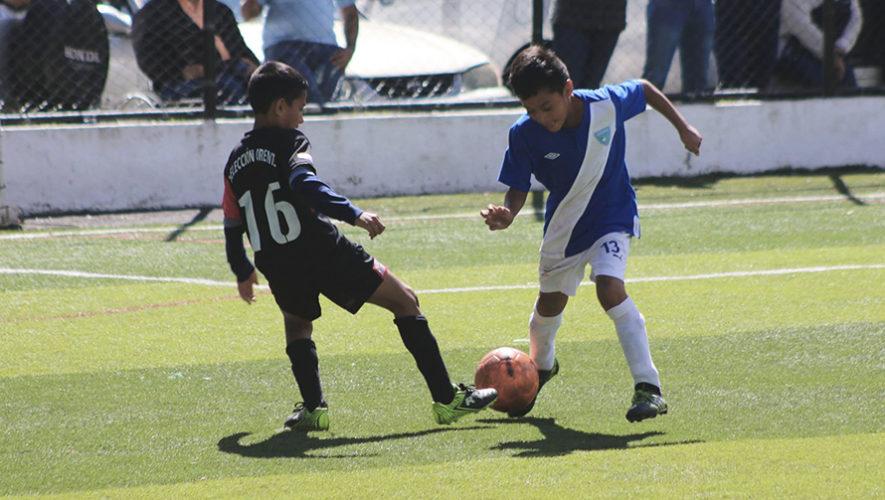 Nuevo talento nacional representará al fútbol de Guatemala