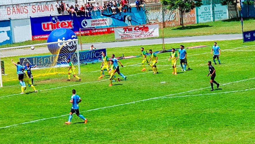 Partido de Chiantla y Sanarate por el Torneo Clausura | Enero 2019