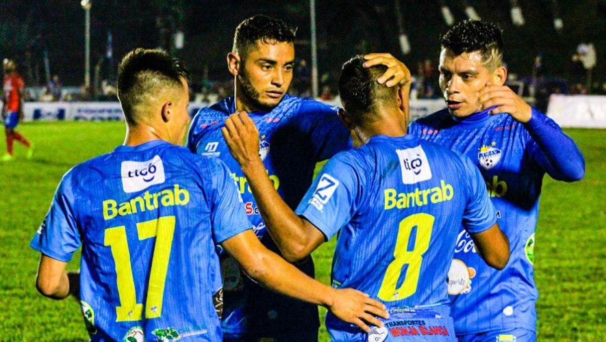Partido de Cobán y Municipal por el Torneo Clausura | Enero 2019