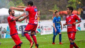 Partido de Cobán y Xelajú por el Torneo Clausura   Enero 2019