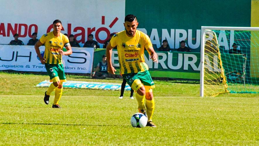 Partido de Guastatoya y Antigua por el Torneo Clausura | Enero 2019