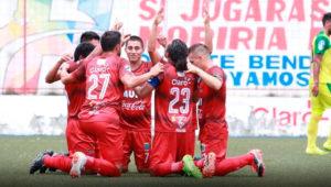 Partido de Malacateco y Chiantla por el Torneo Clausura | Enero 2019
