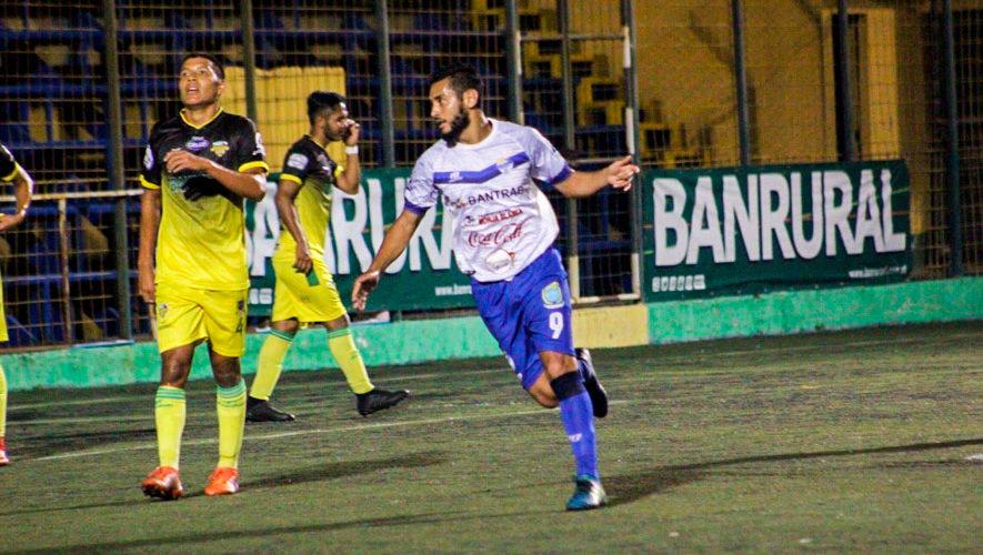 Partido de Petapa y Cobán por el Torneo Clausura | Enero 2019