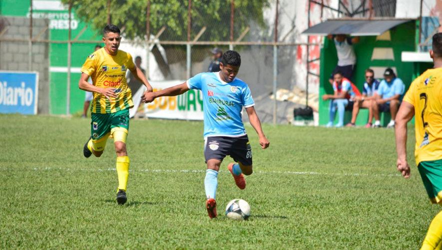 Partido de Sanarate y Guastatoya por el Torneo Clausura | Enero 2019