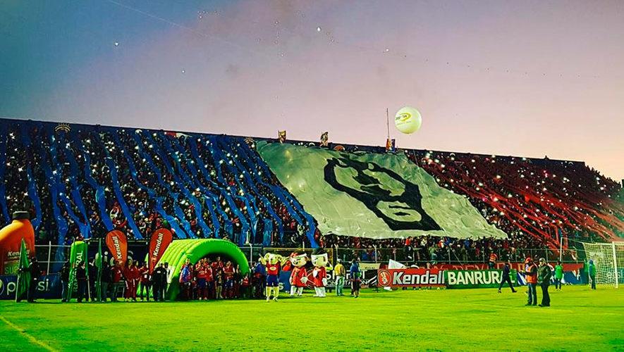 Partido de Xelajú y Malacateco por el Torneo Clausura | Enero 2019