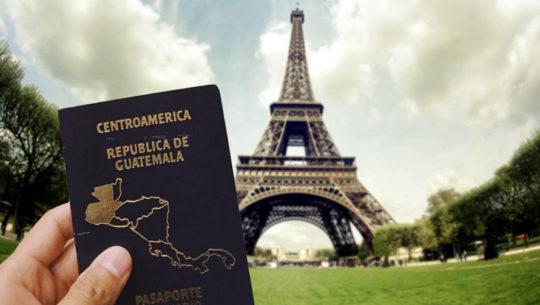 ¿Qué papelería se necesita para tramitar un pasaporte en Guatemala?