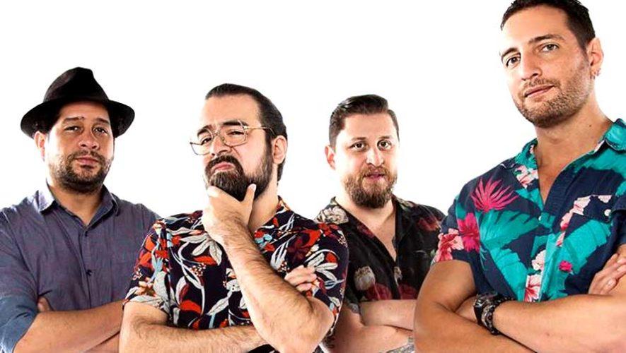Presentación de Tijuana Love en Abejorro   Enero 2019