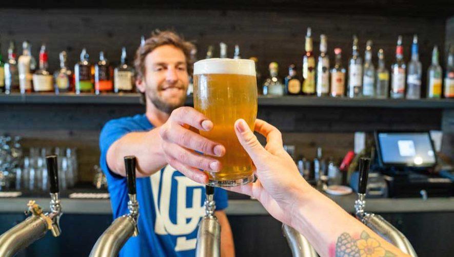 Promoción: Toda la cerveza de barril a Q.5.00 | Enero 2019