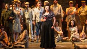 Proyección de la ópera Carmen en Guatemala, desde el MET de Nueva York   Febrero 2019