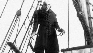 Proyección de la película Nosferatu, con música en vivo | Febrero 2019