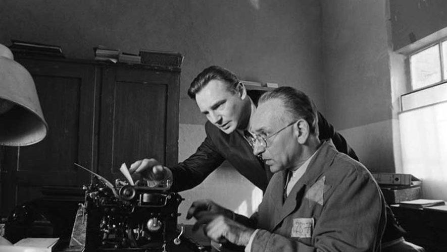 Proyección especial de la película: La Lista de Schindler   Enero 2019
