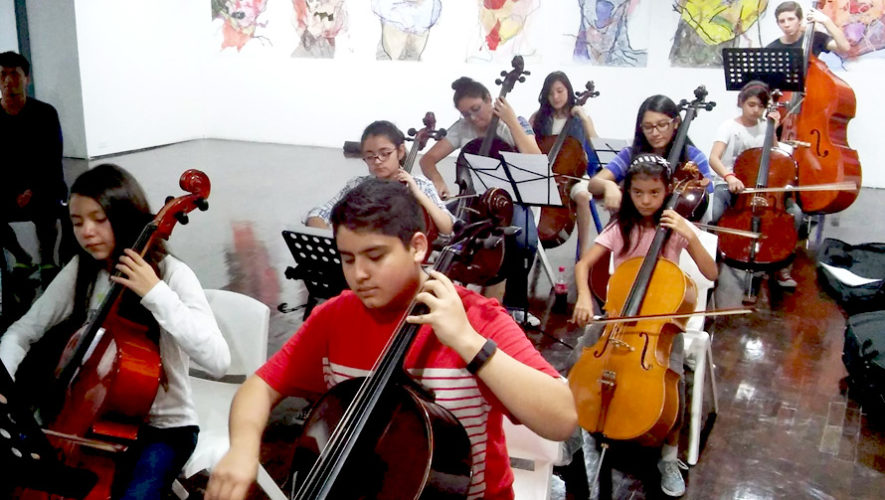Recital gratuito de música clásica en Guatemala   Febrero 2019