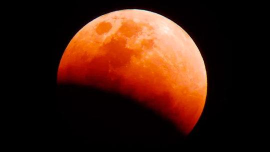 Recomendaciones para observar el Eclipse Total de Luna desde Guatemala en enero 2019