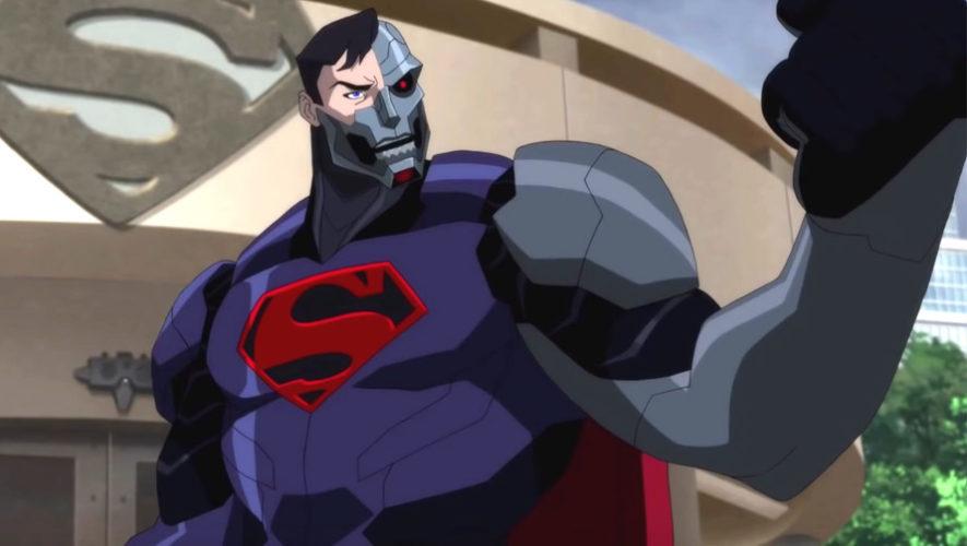 Proyección de la película: Reign of the Supermen | Enero 2019