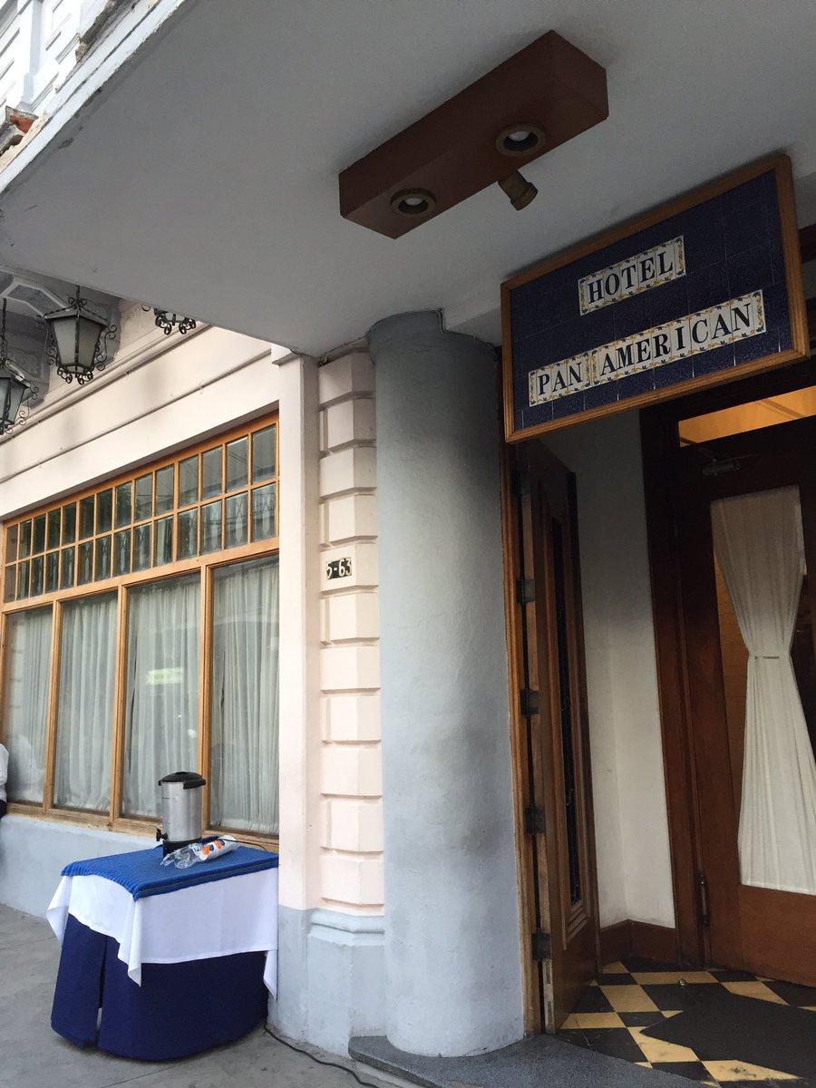 Restaurante en la Ciudad de Guatemala regaló café