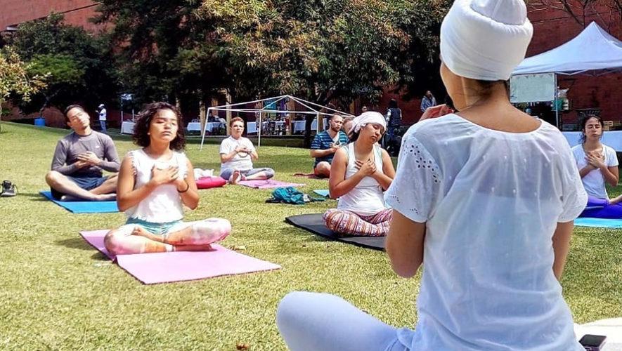 Retiro de meditación y yoga en Guatemala | Enero 2019