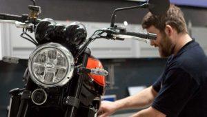 Jornada de servicio gratuito para motos, de Honda   Enero 2019