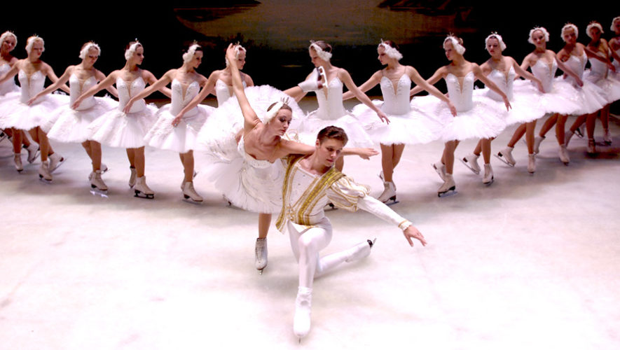Show de ballet ruso sobre hielo en Guatemala | Febrero 2019