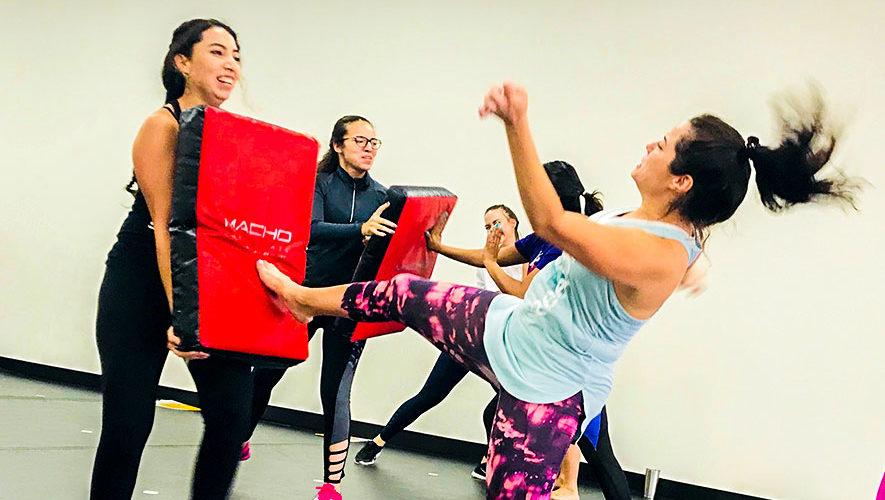 Taller Gracie Jiu Jitsu Mujeres de defensa personal | Enero 2019