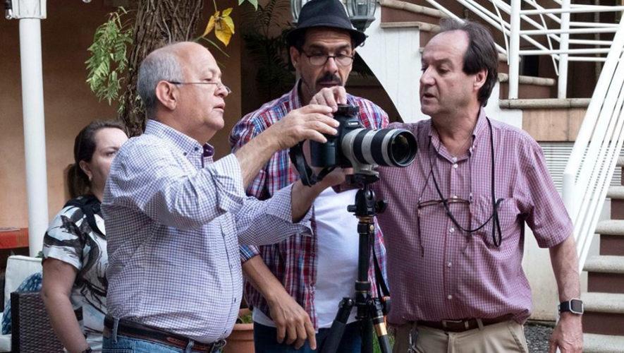 Taller de fotografía del Club Fotográfico de Guatemala | Enero 2019