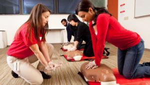 Taller de primeros auxilios para principiantes | Febrero 2019