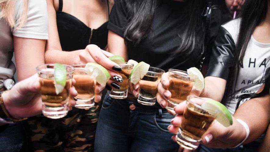 Todo lo que puedas tomar de tequila en Bar Catrina | Enero 2019