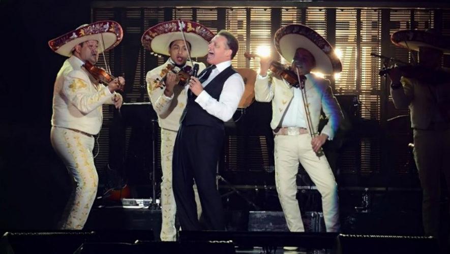 Todos los detalles del concierto de Luis Miguel 2019 en Guatemala